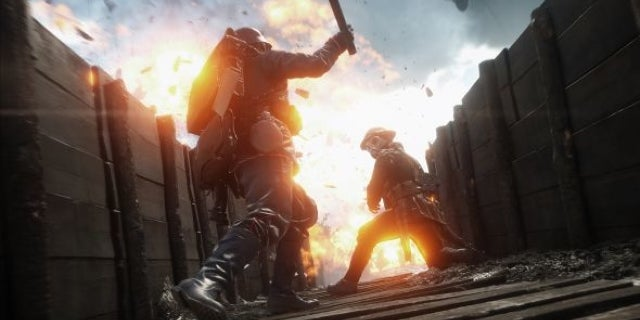 Upcoming PC games Battlefield 1 0