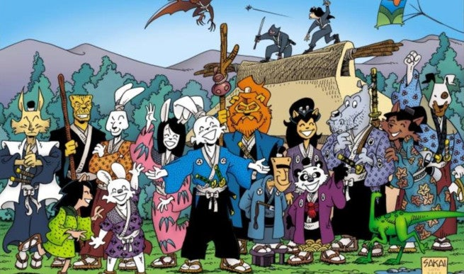Usagi Yojimbo - Best of Dark Horse - Cover