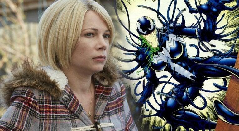 Venom MIchelle Williams Anne Weying
