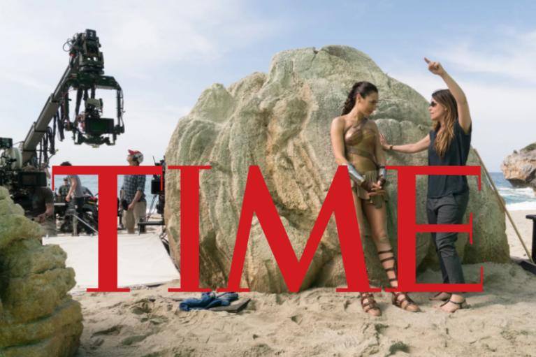 Wonder Woman Patty Jenkins TIME comicbook.com