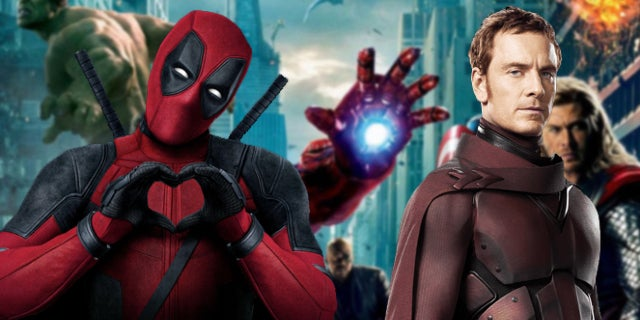x-men avengers deadpool mcu