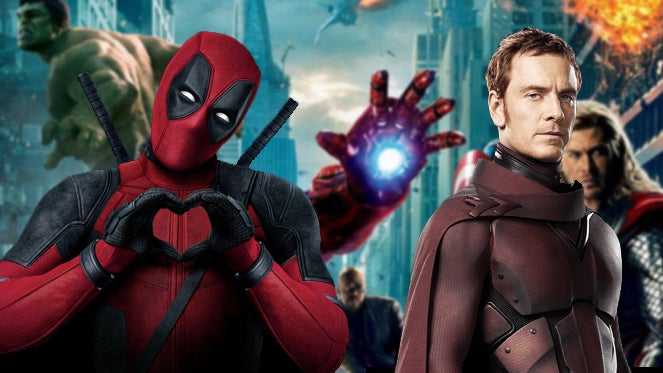 x-men avengers deadpool mcu