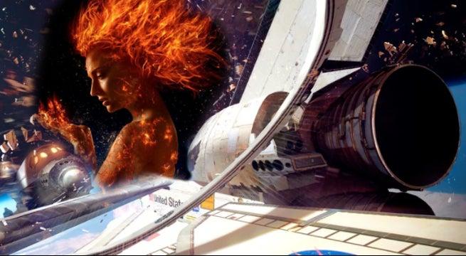 X-Men Dark Phoenix Jean Grey Phoenix Origin