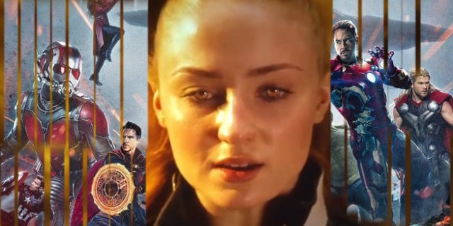 X-Men Dark Phoenix Marvel Cinematic Unvierse Connections