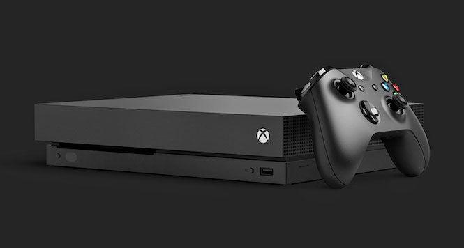 Xbox One X Accolades