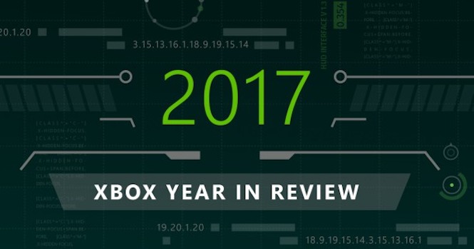 Xbox Year In Review