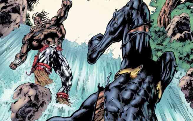 10 - 10 Best Black Panther Comics - Killmonger's Rage