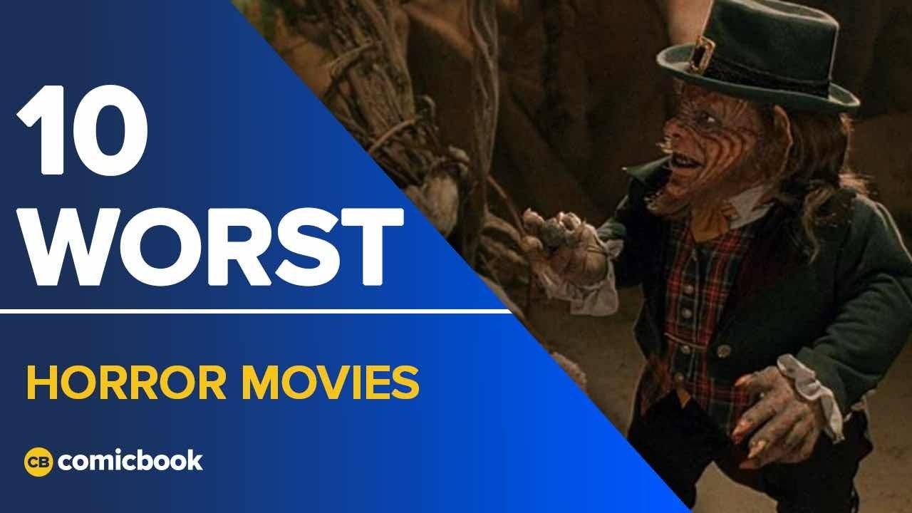 10 Worst Horror Movies