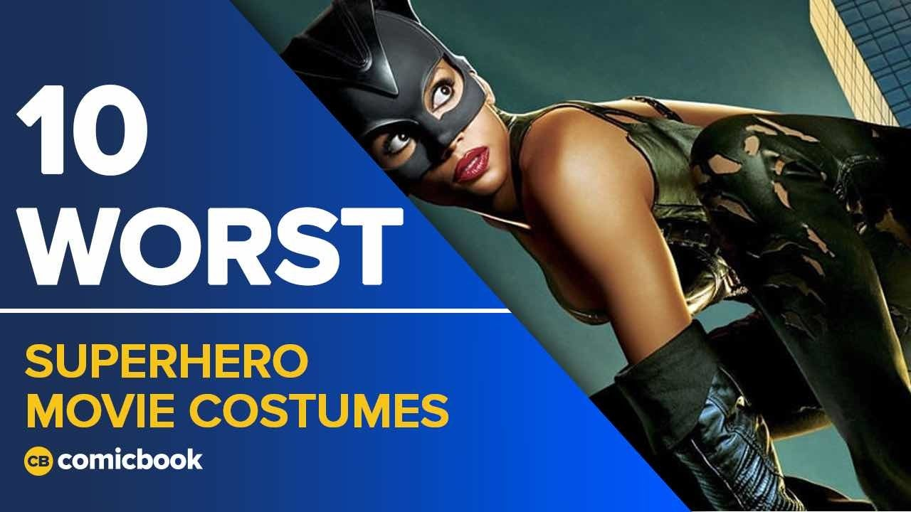 10 Worst Superhero Costumes