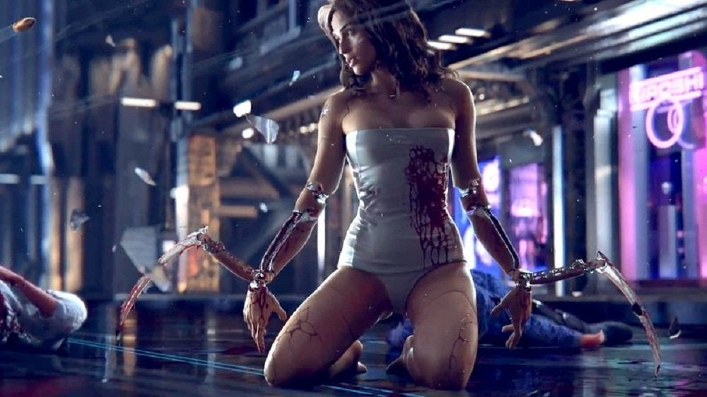 'Cyberpunk 2077' Team Had To Watch 'Bladerunner' and 'Ghost in the Shell' Before Development