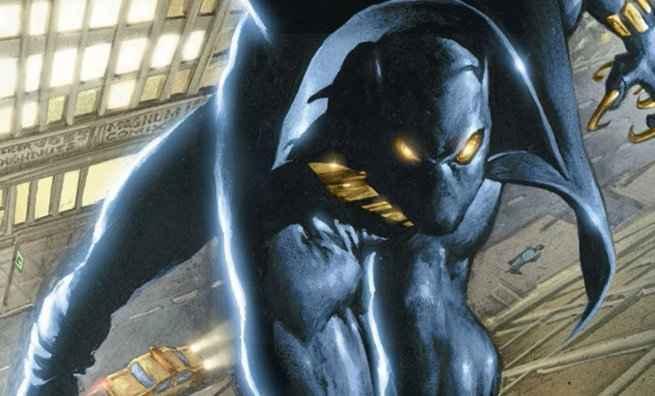 6 - 10 Best Black Panther Comics - The Client