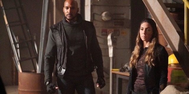 Agents of SHIELD 507
