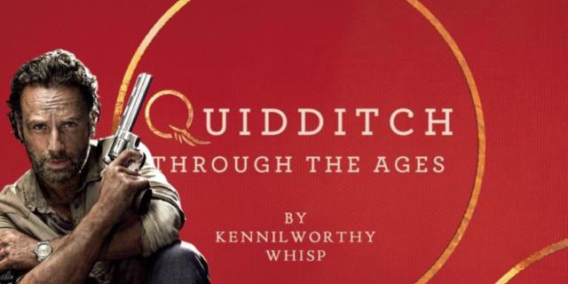 Andrew Lincoln quidditch