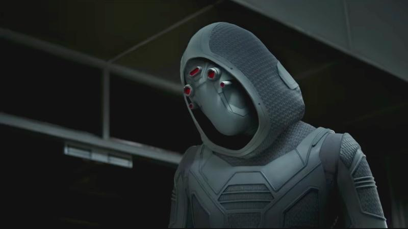 Ant-Man Wasp Villains - Ghost
