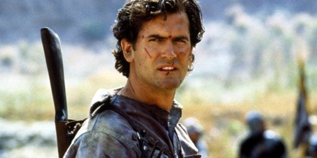 army of darkness bruce campbell