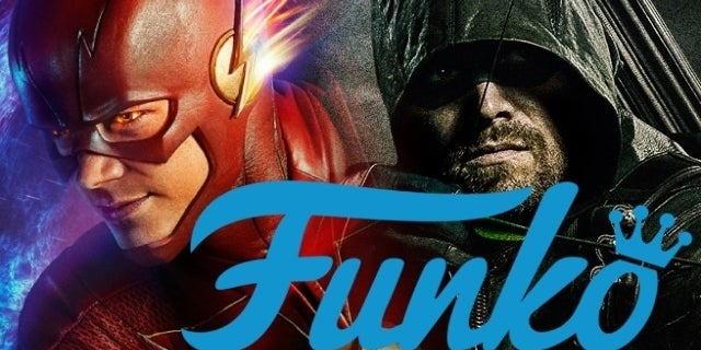 arrow the flash funko pops 2018