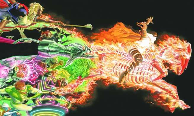 Astro City The Dark Age
