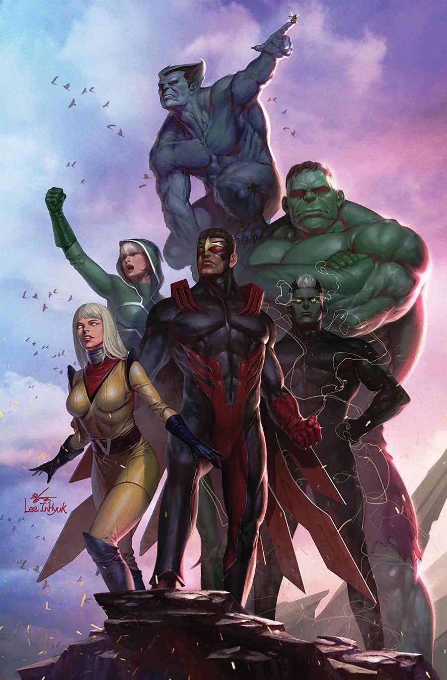 Avengers 690 Variant
