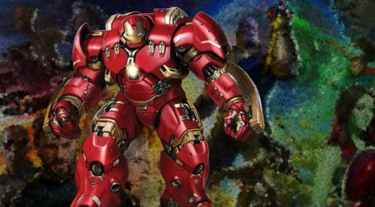 Avengers: Infinity War': New Look At Hulkbuster Armor Revealed
