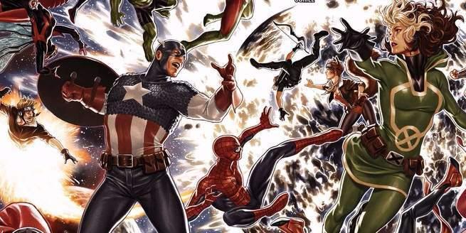 Avengers No Surrender - Weekly Comics