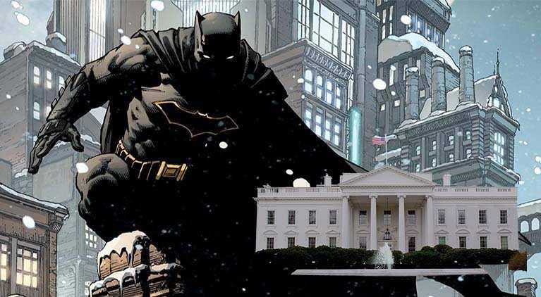 batman white house