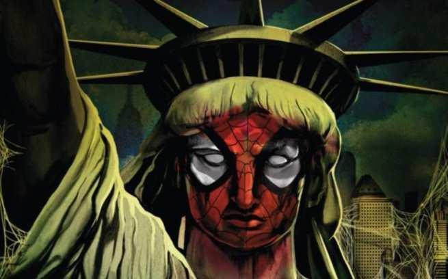 Best Dan Slott Spider-Man - Spider-Island