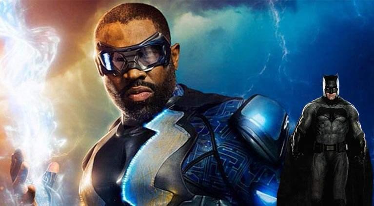 black lightning other heroes batman
