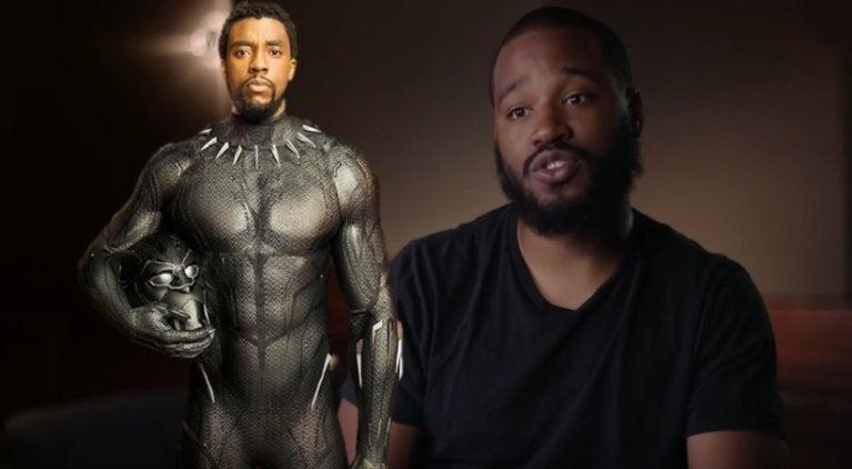 Black Panther Chadwick Boseman Ryan Coogler comicbookcom