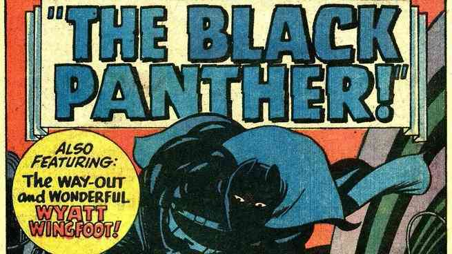 Black Panther Creator Jack Kirby - Introduction