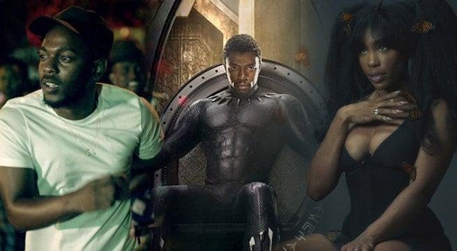 Black-Panther-Kendrick-Lamar-SZA-Soundtrack