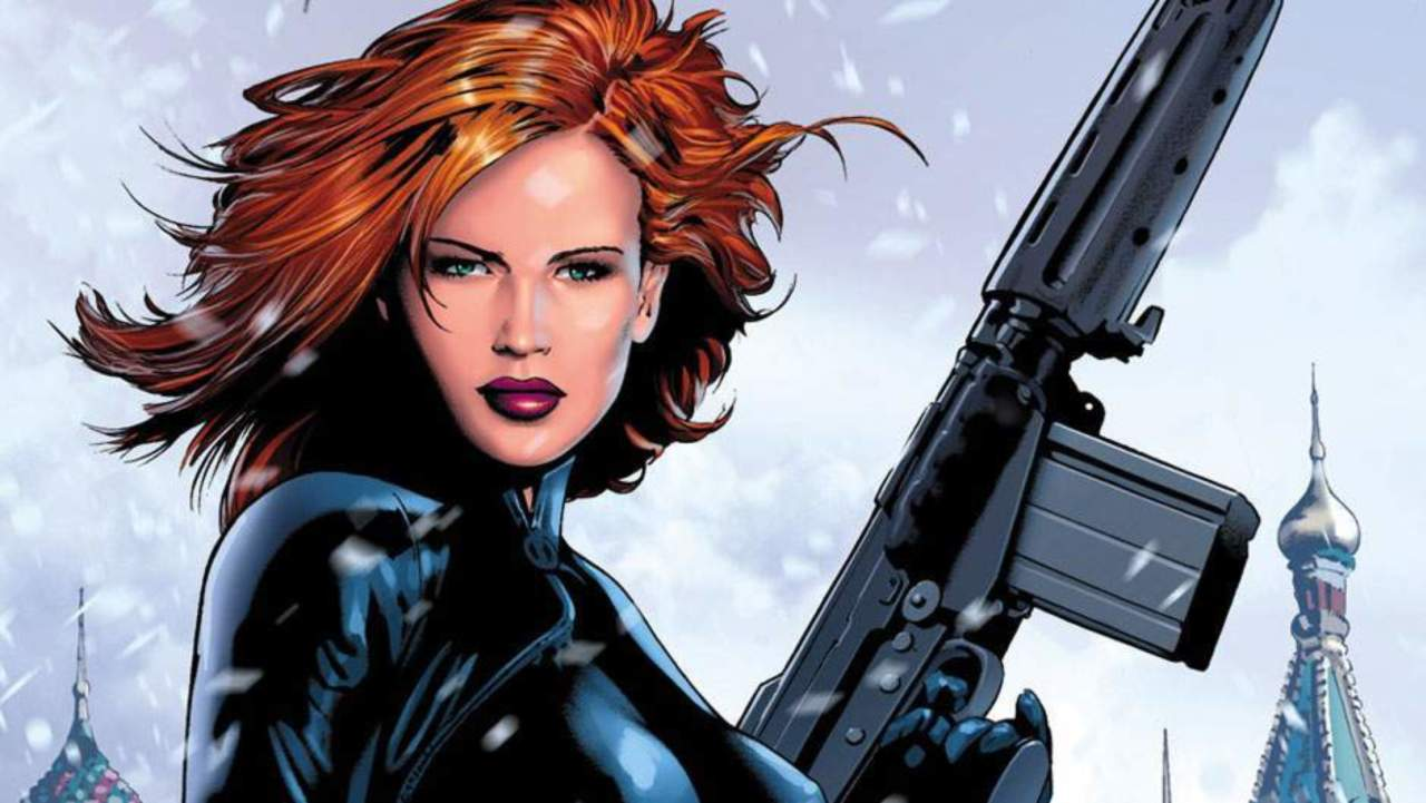 Black Widow Gets Amazing New Name And Armor In Avengers