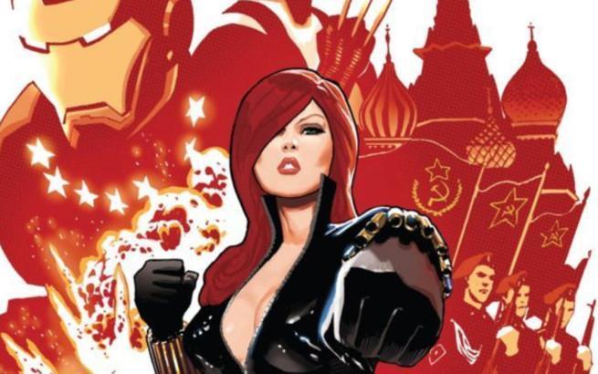 Black Widow Movie - Marjorie Liu
