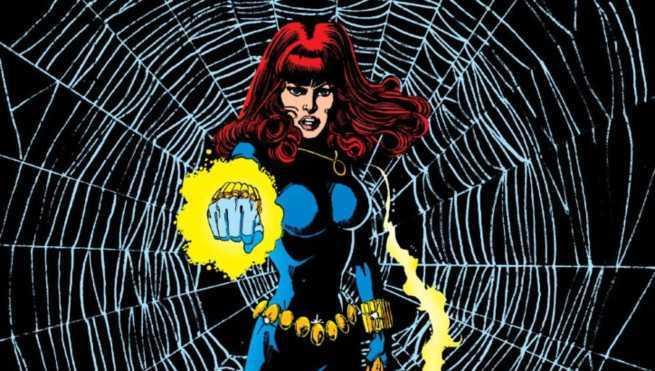 Black Widow Movie - Marvel Fanfare