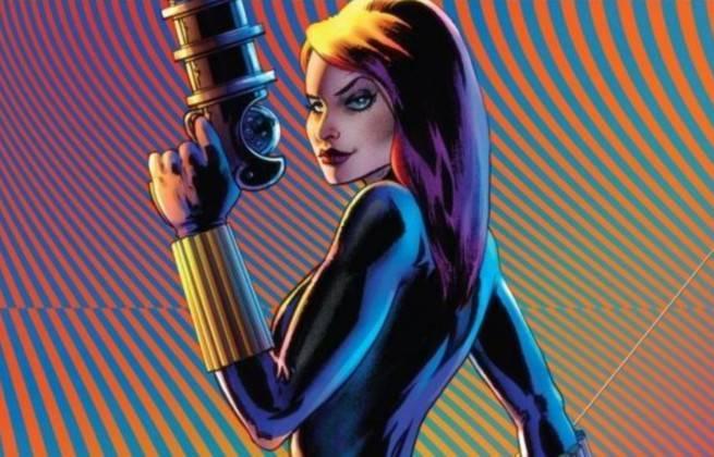 Black Widow Movie - Secret Avengers