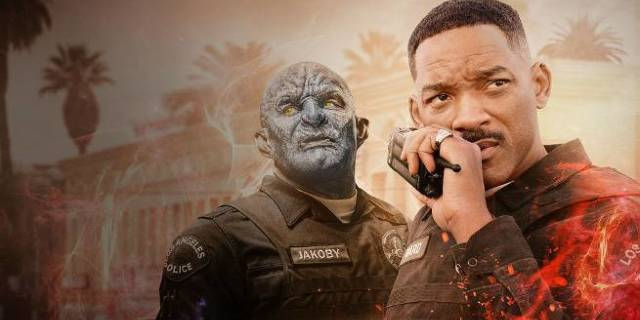 Bright Movie Sequel Ward Jakoby Magic Powers