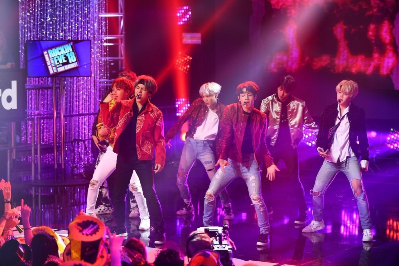 BTS Fans Are Living After Their Fiery
