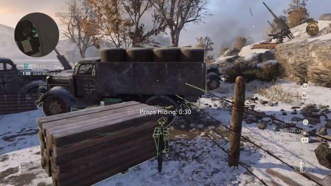 prop hunt call of duty