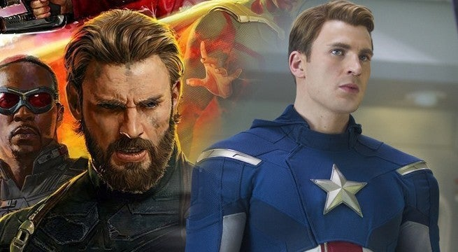 CAPTAIN AMERICA AND HIS REAL STRENGTH