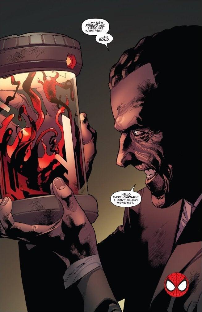 Carnage Norman Osborn