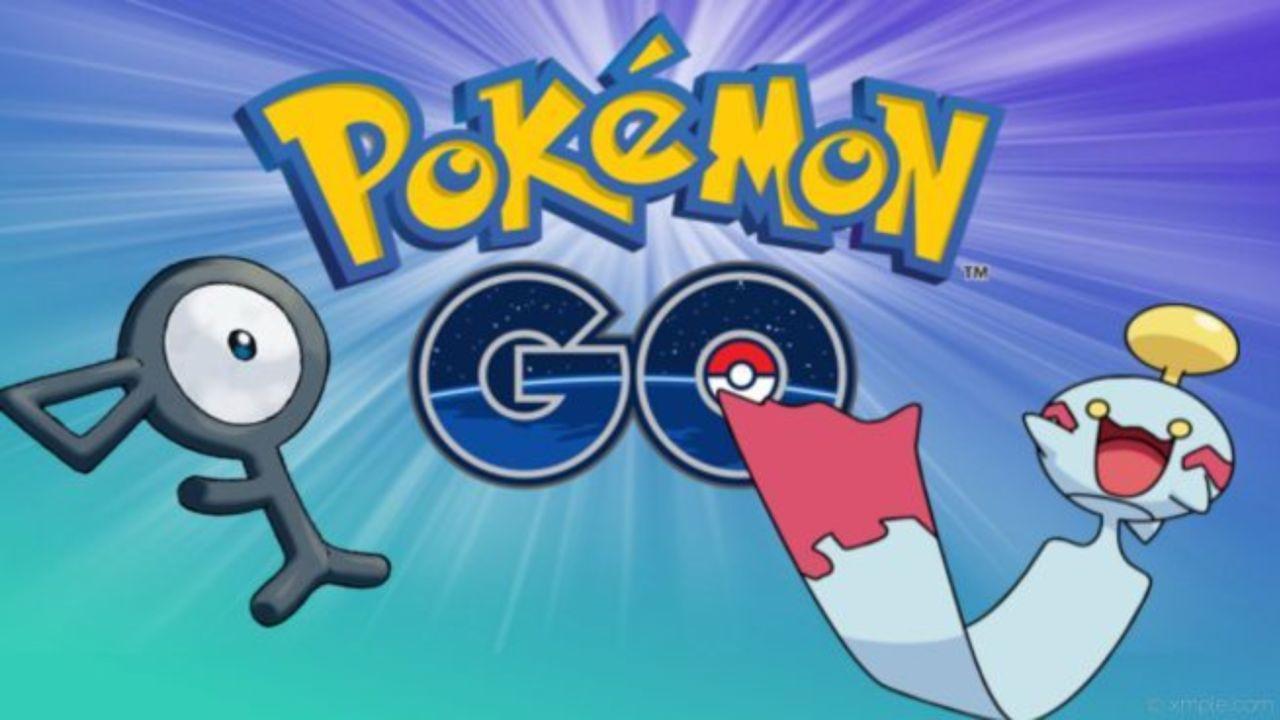 Will This Pokemon Be Pokemon Go's Next Unown?