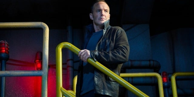 Clark Gregg Agents of SHIELD Episode 100