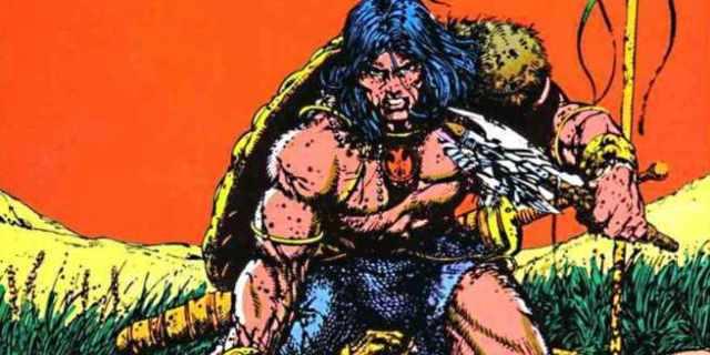 Conan at Marvel - Barry Windsor-Smith