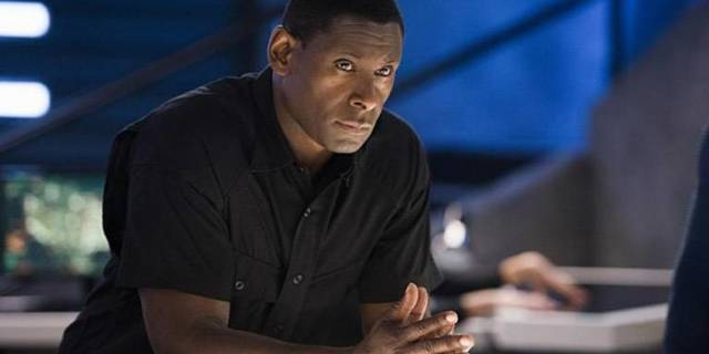 Is Supergirl's David Harewood Teasing the Arrowverse Version of the Justice League Watchtower?