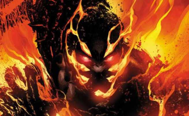 DC Comics New Age of Heroes - 7 - Curse of Brimstone