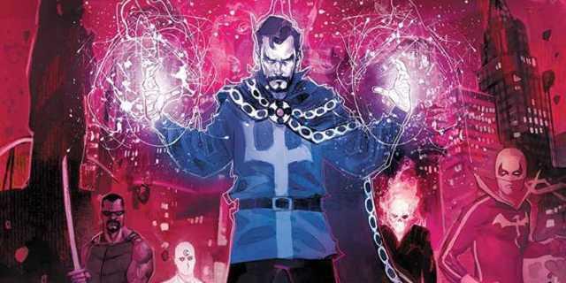 Doctor Strange Damnation