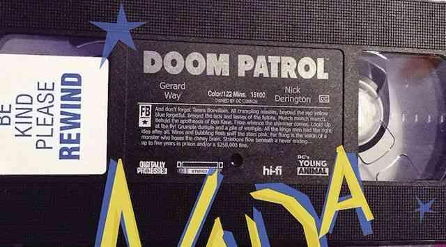 Doom-Patrol-VHS