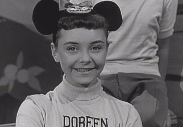 doreen tracey mousketeer
