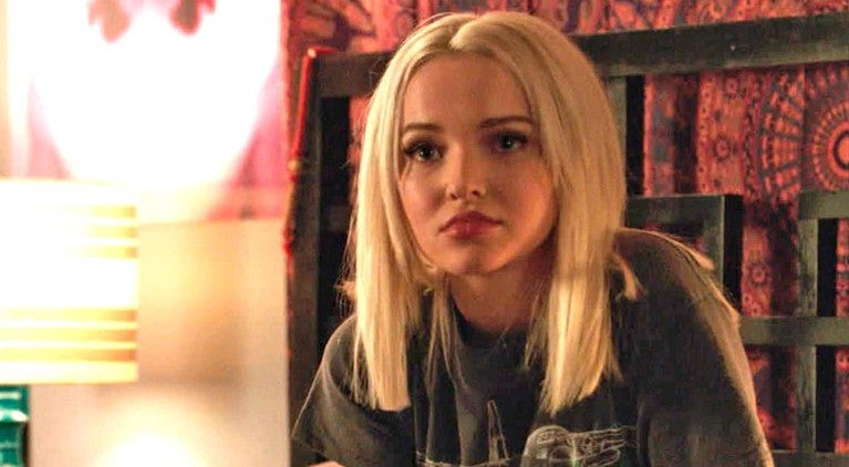 Dove Cameron Ruby Agents of SHIELD