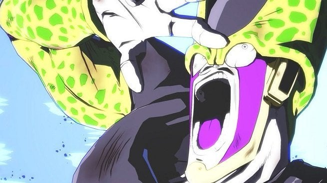 Dragon Ball FighterZ Cell