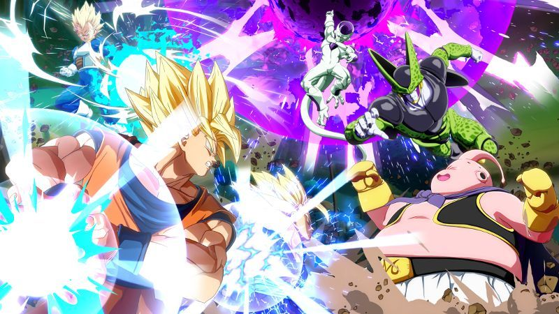 Dragon Ball FighterZ Where to Buy Play